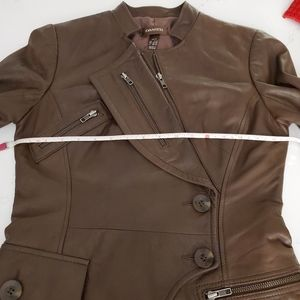 *drop* Danier Leather Jacket